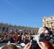 Audiencja generalna na placu św. Piotra