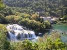 Chorwacja-Wodospady KRKA